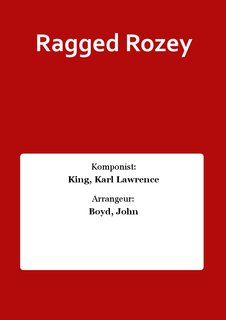 Ragged Rozey