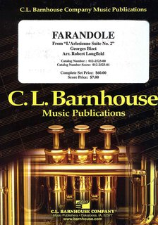 Farandole (from lArlesienne Suite #2)