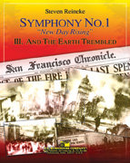 Symphony #1 - New Day Rising #3: And the Earth Trembled