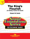 Kings Flourish, The: A Holiday Fanfare for Band
