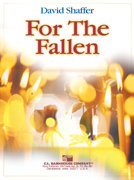 For the Fallen - Set (Partitur und Stimmen)
