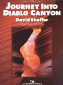 Journey Into Diablo Canyon - Set (Partitur und Stimmen)