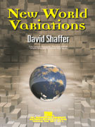 New World Variations - Set (Partitur und Stimmen)