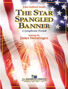 Star Spangled Banner, The (A Symphonic Portrait) - Set (Partitur und Stimmen)