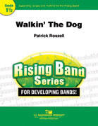 Walkin the Dog - Set (Partitur und Stimmen)