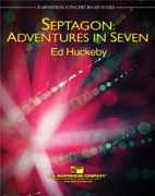 Septagon: Adventures in Seven - Partitur