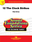 12 The Clock Strikes - Set (Partitur und Stimmen)