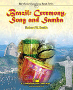 Brazil: Ceremony, Song and Samba - Set (Partitur und Stimmen)