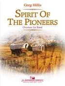 Spirit of the Pioneers - Set (Partitur und Stimmen)