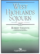 West Highlands Sojourn - Set (Partitur und Stimmen)
