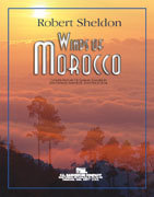 Winds of Morocco - Set (Partitur und Stimmen)