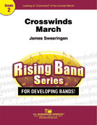 Crosswinds March - Set (Partitur und Stimmen)