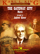 Gateway City, The: March - Set (Partitur und Stimmen)