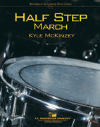 Half Step March - Set (Partitur und Stimmen)