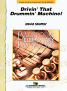 Drivin the Drummin Machine - Set (Partitur und Stimmen)
