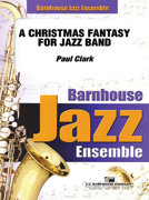 Christmas Fantasy for Jazz Band, A - Partitur