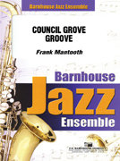Council Grove Groove - Partitur