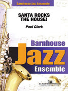 Santa Rocks the House! - Partitur