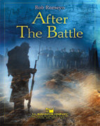 After the Battle - Partitur