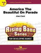 America the Beautiful On Parade - Partitur