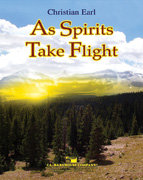 As Spirits Take Flight - Partitur