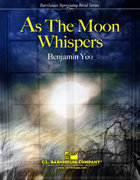 As the Moon Whispers - Partitur