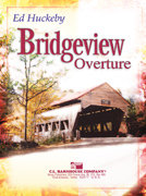 Bridgeview Overture - Partitur