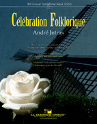 Celebration Folklorique - Partitur