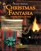 Christmas Fantasia - Partitur