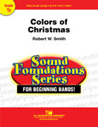 Colors of Christmas - Partitur