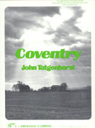 Coventry - Partitur