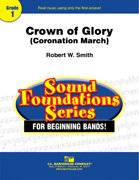 Crown of Glory: Coronation March - Partitur