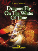 Dragons Fly on the Winds of Time - Partitur