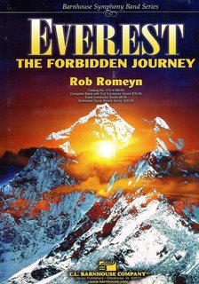 Everest: The Forbidden Journey - Partitur