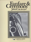 Fanfare and Ceremony - Partitur