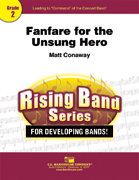 Fanfare for the Unsung Hero - Partitur