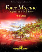 Force Majeure: Inspired By A True Story - Partitur