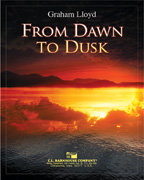 From Dawn to Dusk - Partitur