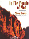In the Temple of Zion - Partitur