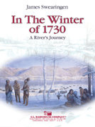 In the Winter of 1730: A Rivers Journey - Partitur