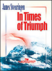 In Times Of Triumph - Partitur