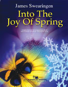 Into the Joy of Spring - Partitur