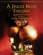 Jingle Bells Fantasy, A - Partitur