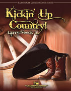 Kickin Up Country! - Partitur