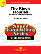 Kings Flourish, The - Partitur