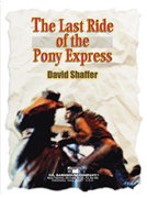 Last Ride Of The Pony Express, The - Partitur