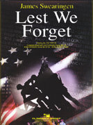 Lest We Forget - Partitur