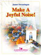 Make A Joyful Noise - Partitur