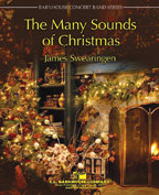 Many Sounds of Christmas, The - Partitur