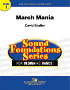 March Mania - Partitur